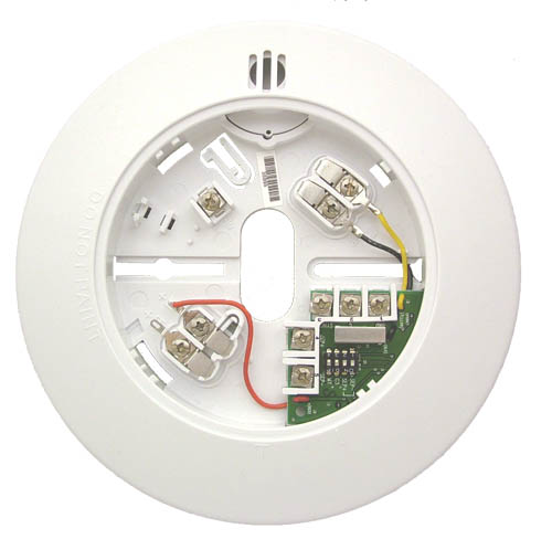base with sounder & form a relay, 4-wire | conventional detectors, bases,  and housings | conventional products | fire alarm systems - ul, ulc, fm |  product segments | us site  product segments - bosch security