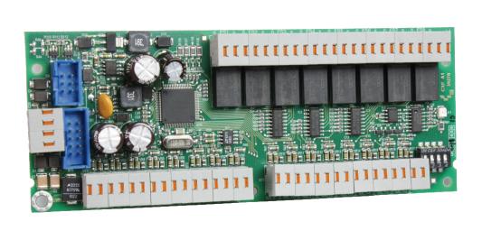 AT Erweiterung 4000 Modul 16 ML/8 Rel.