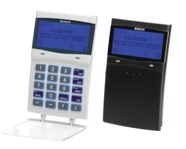 Solution 6000 Standard Graphic Keypads