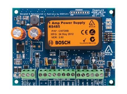 SOLUTION LAN P/S 1 AMP+BATTCHGR (RS485)
