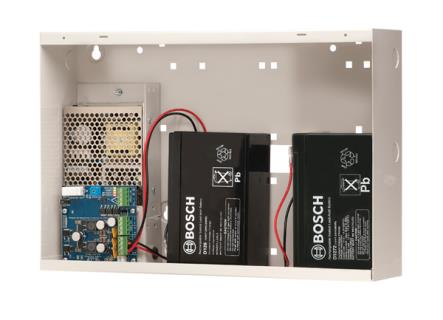 POWER SUPPLY 5 AMP + 2X BATTCHGR (RS485)