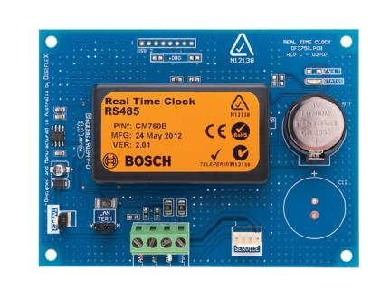 REALTIME CLOCK INTERFACE MODULE (RS485)