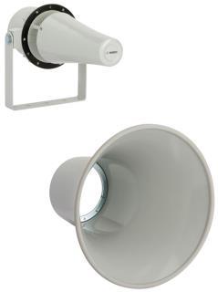 LBC 347x/00 Seria głośników tubowych i składowych
