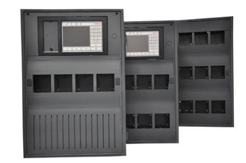FPA-5000 Vorkonfigurierte Brandmelderzentralen, Rahmenmontage