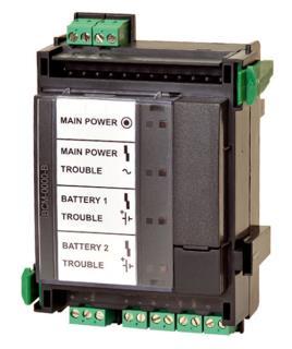 Battery controller module