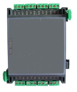 Relay module low-voltage
