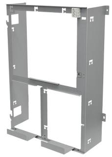 Installation kit for 19'' racks, large