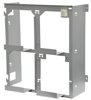 """FRM 0019 A Einbausatzfür 19""""-Rahmen, mittel"""