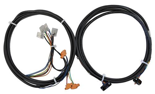 CPA 0000 A Kabelsatz, Zentralenst. zu anal. Sender