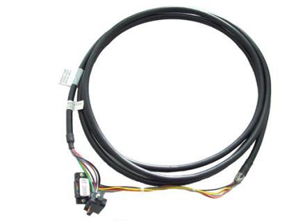 Kabelsatz, Zentralenst. zu anal. Sender