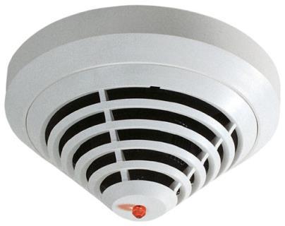 Smoke detector, optical