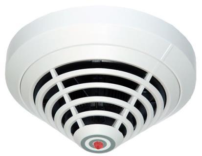 Smoke detector, dual-optical