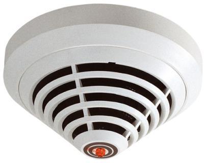 Multisensor detector, dual-optic/thermal