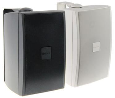 LB2 Gama de caixas acústicas com som de qualidade superior