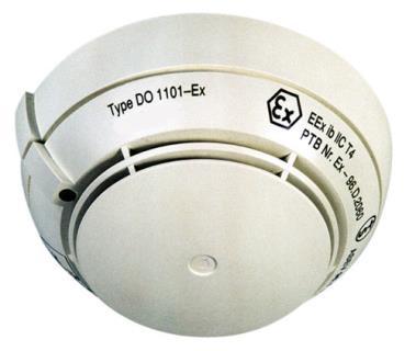 DO1101A-EX Rauchmelder für Ex-Bereich