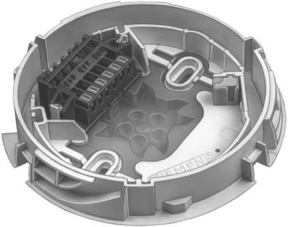 DO1101A-EX-BASE Meldersockel für Ex-Bereich