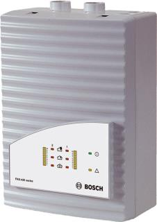 Aspiration smoke detector 2 pipe systems