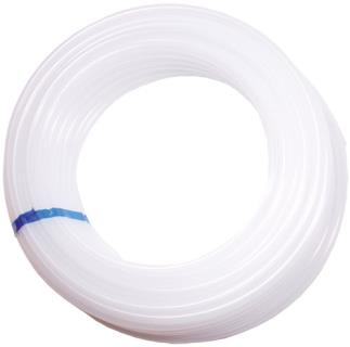 Aspiration hose for ceiling lead-through