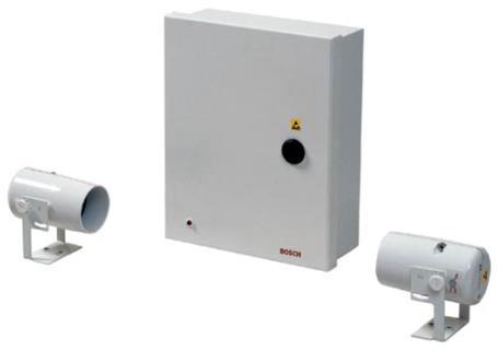 Fireray2000 Linearer Rauchmelder