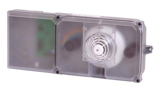 FAD-420-HS-EN Carcasa detector de conducto, con base