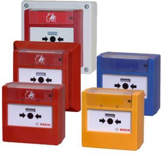 FMC-420RW Avertisseurs d'Incendie à Effet Simple LSN améliorés