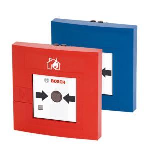 Pulsadores de incendios de accionamiento único FMC-210-SM
