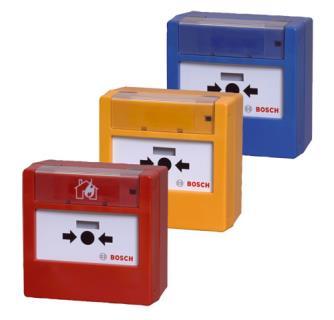 FMC-420RW Pulsadores de incendio de accionamiento único LSN improved