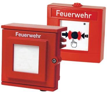 Conventionele Handbrandmelders voor Explosiegevaarlijke Omgevingen