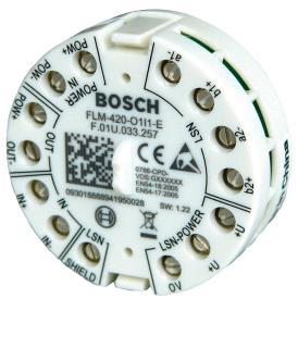 FLM-420-O1I1-E Output-Input-Koppler, Einbau