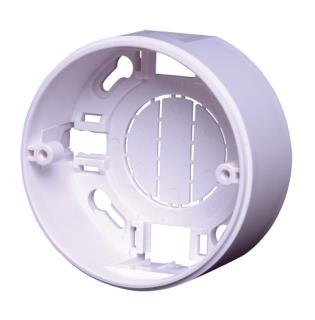 Interface module housing, surface-mount