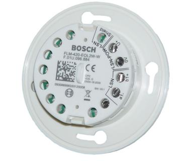 FLM-420-EOL2W-W Linienendmodul, 2-adrig, LSN, Aufputz