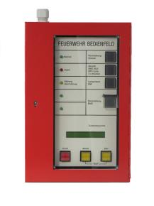 FMF-FBP-AUSTRIA Feuerwehrbedienfeld ÖNORMF3031