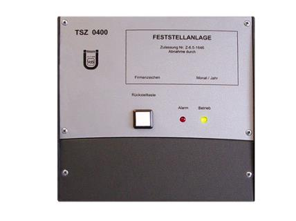 TSZ0400 Türsteuerzentrale