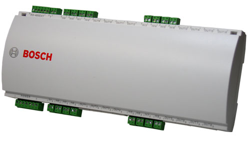 Extention board with 16-input