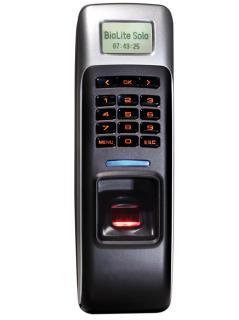 ARD-FPLS-OC Standalone fingerprint reader w/ keypad