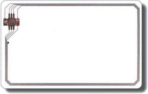 Cartes iClass sans contact