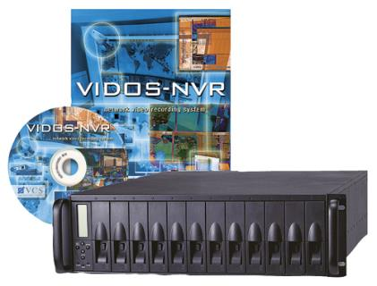 MVC-XNVR-1664 VIDOS-NVR Upgrade 16 to 64 channels