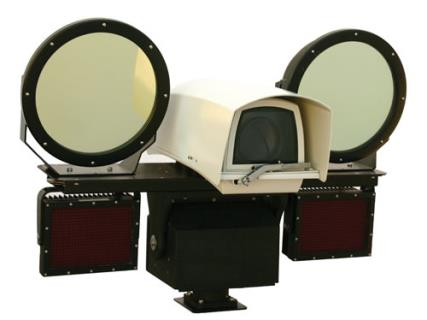 GVS1000-11-P Long Range Imaging System