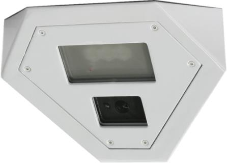 EX36‑IP No-Grip Corner Mount Camera