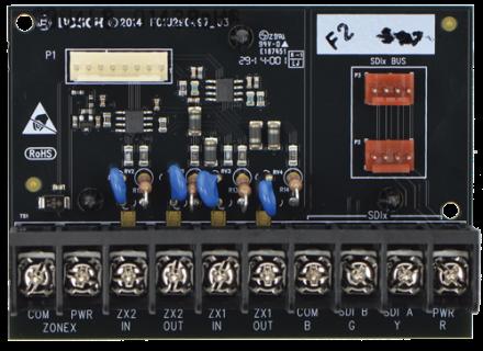 B600 ZONEX retrofit module
