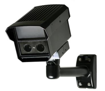 NEI-809V04-11B IP CAM/BLK D(940) DUAL HI-RES 4-9MM PAL