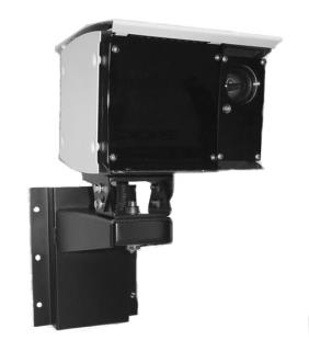 VEI-558V90-11BP ZX55 IR Imager, 850nm BD, PAL, pole mt