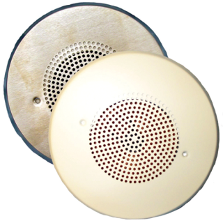 E90 Low‑profile Speakers