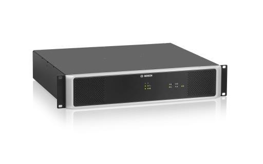 PVA-2P500 Power amplifier, 2x500W