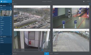 Video Security Client