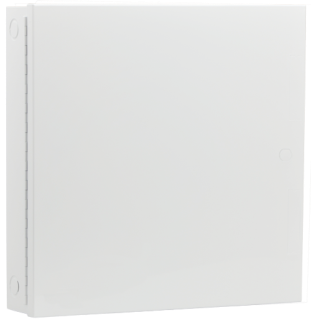 Universal enclosure, white