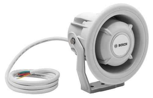 Głośnik tubowy, 6W, kompaktowy, morski