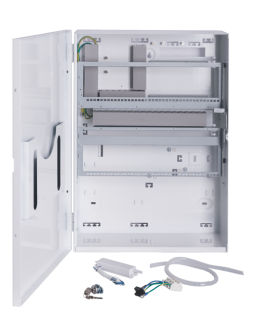 Panel enclosure kit