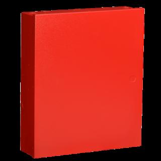 B10R Caja, mediana, roja
