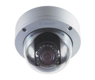 WZ45 Integrated IR Dome Camera